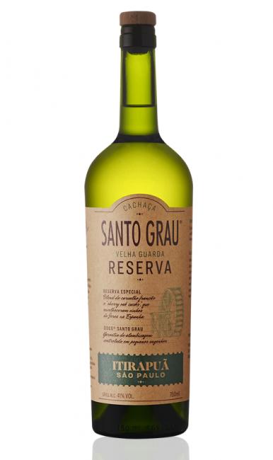 Cachaça Santo Grau Reserva Itirapuã 750 ml