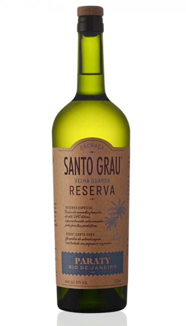 Cachaça Santo Grau Reserva Paraty 750 ml