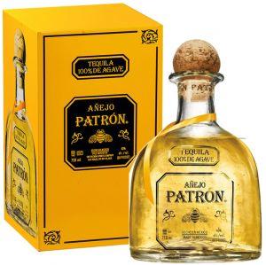 Tequila Patrón Añejo 750 ml