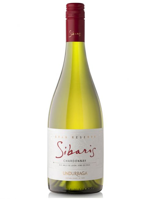 Vinho Undurraga Sibaris Gran Reserva Chardonnay 750 ml