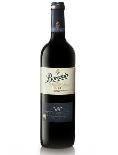 Vinho Beronia Reserva Rioja D.O.Ca. 750 ml