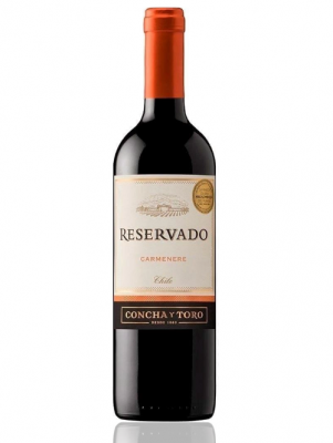 Vinho Concha Y Toro Reservado Carmenere