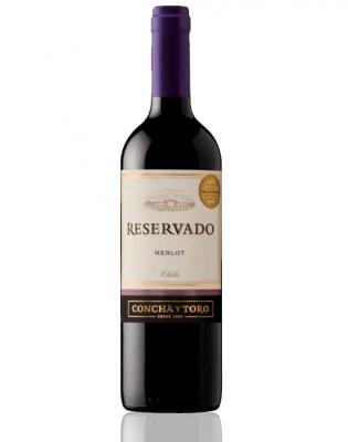 Vinho Concha Y Toro Reservado Merlot