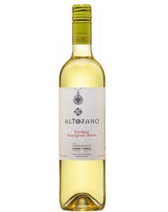 Vinho Finca Constancia Altozano Verdejo Sauvignon Blanc 750 ml