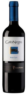 Vinho Gato Negro Merlot 750 ml