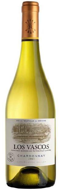 Vinho Los Vascos Chardonnay 750 ml