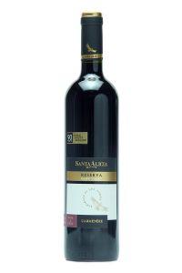 Vinho Santa Alicia Reserva Carmenere