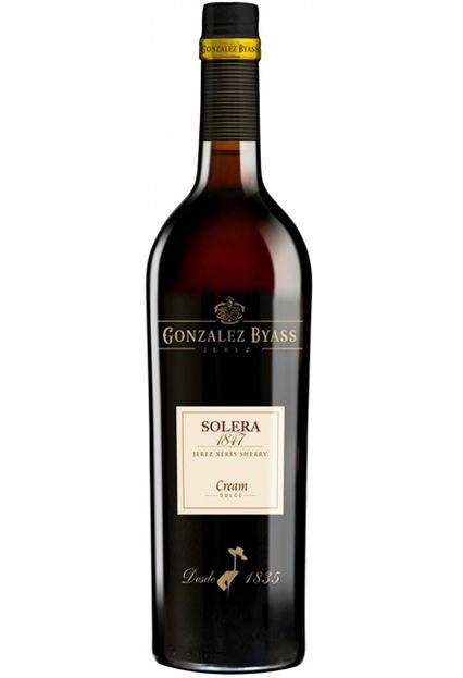 Vinho Solera 1847 Jerez Dulce Gonzalez Byass 750 ml