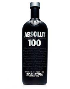Vodka Absolut 100 - 1000 ml
