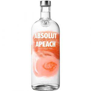 Vodka Absolut Apeach 750 ml