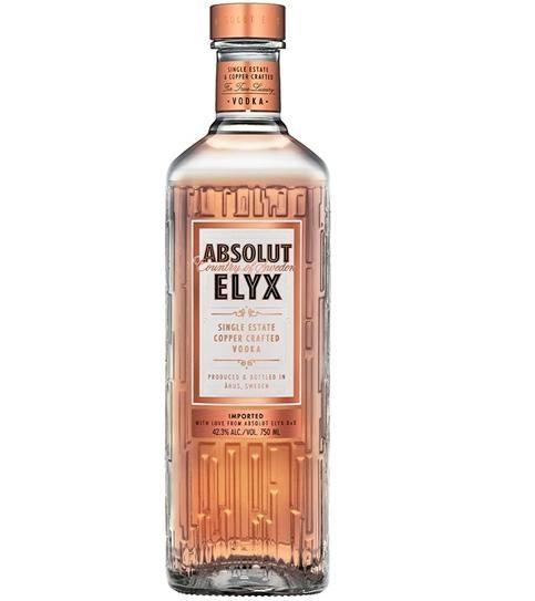 Vodka Absolut Elyx 750 ml