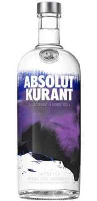 Vodka Absolut Kurant 1000 ml