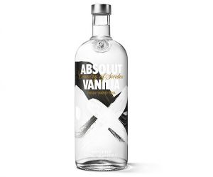 Vodka Absolut Vanilia 1000 ml
