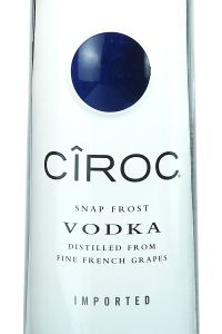 Vodka Cîroc 750 ml