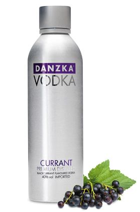 Vodka Danzka Currant 1000 ml
