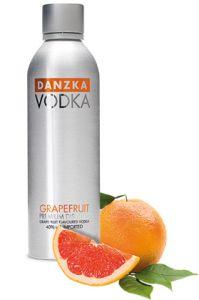 Vodka Danzka Grapefruit 1000 ml