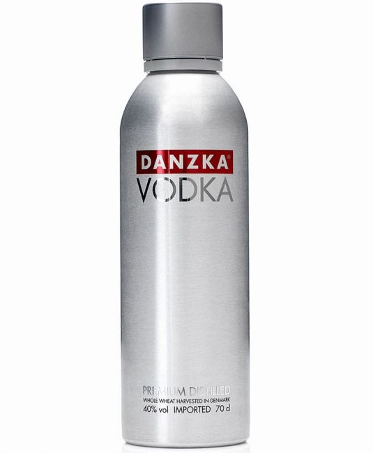 Vodka Danzka 1000 ml