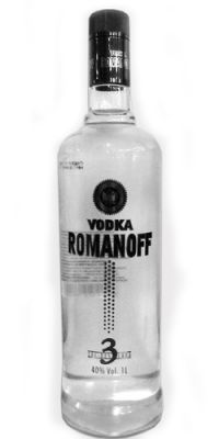 Vodka Romanoff 1000 ml