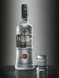 Vodka Russian Standard 1000 ml
