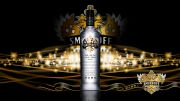 Vodka Smirnoff Black 1000 ml