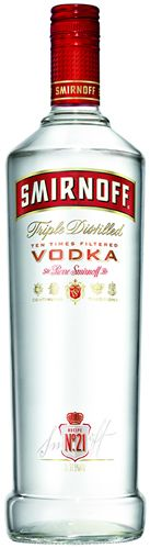 Vodka Smirnoff Natural 998 ml