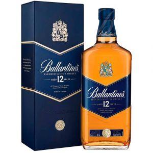 Whisky Ballantine's 12 anos 1000 ml
