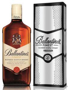 Whisky Ballantine's Lata 750 ml