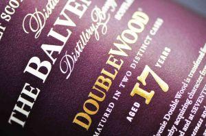 Whisky Balvenie DoubleWood 17 anos 700 ml