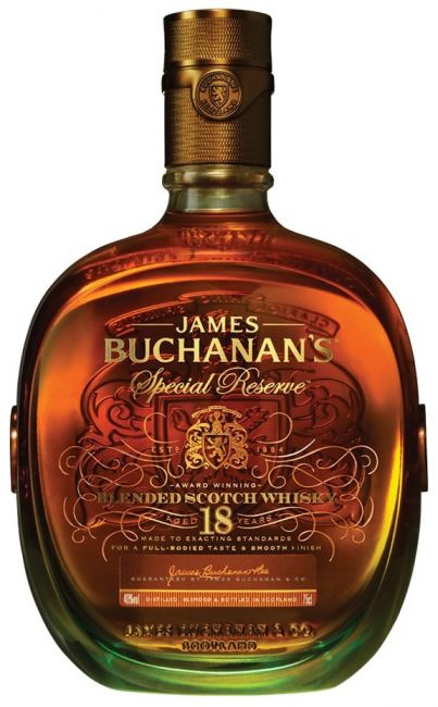 Whisky Buchanan's 18 anos 750 ml