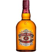 Whisky Chivas Regal 12 anos 1000 ml