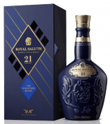 Whisky Chivas Royal Salute 21 anos Azul 700 ml