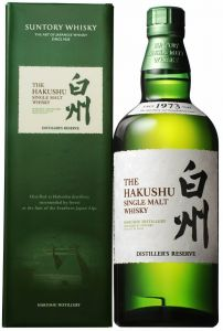 Whisky Hakushu Reserve - Single Malt 700 ml