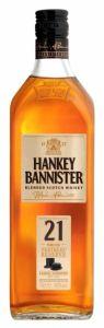 Whisky Hankey Bannister 21 anos 700 ml