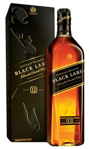 whisky johnnie walker black label 1000 ml na casa da bebida. Black Bedroom Furniture Sets. Home Design Ideas