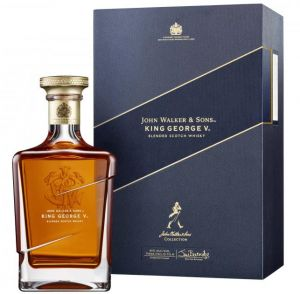Whisky Johnnie Walker Blue Label King George V 750 ml
