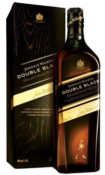 Whisky Johnnie Walker Double Black 1000 ml