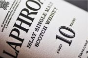 Whisky Laphroaig 10 Anos 750 ml