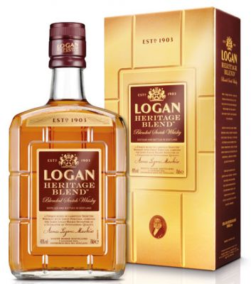 Whisky Logan Heritage Blend 700 ml