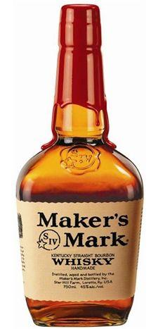 Whisky Maker's Mark Bourbon 750 ml