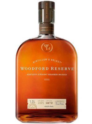 Whisky Woodford Reserve Bourbon 750 ml